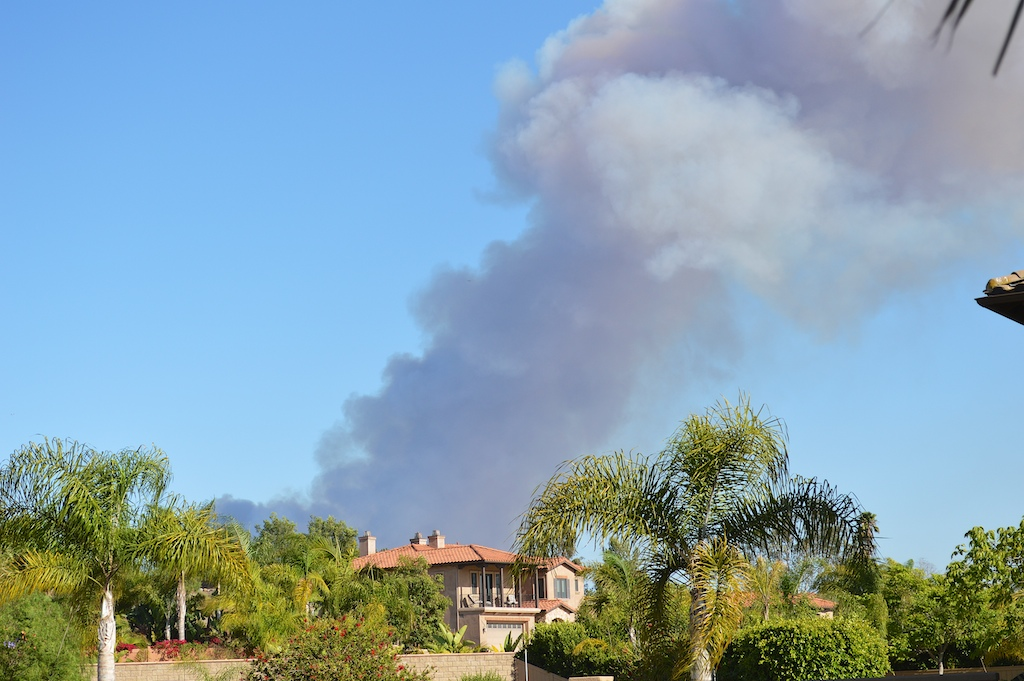 San Marcos Coco Fire