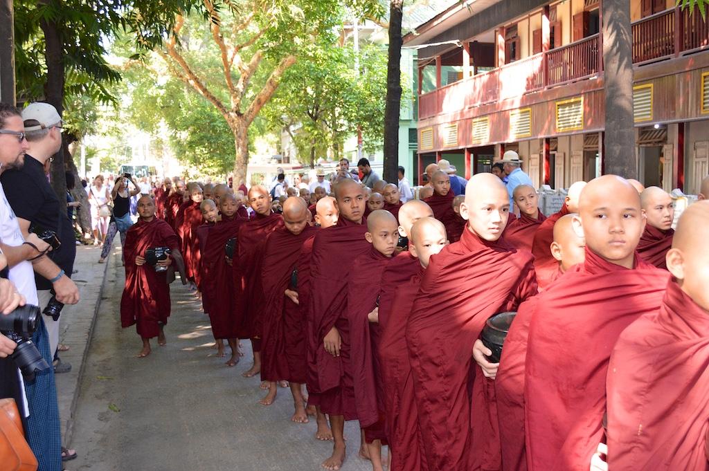 Mahar Gandar Yone Monastery