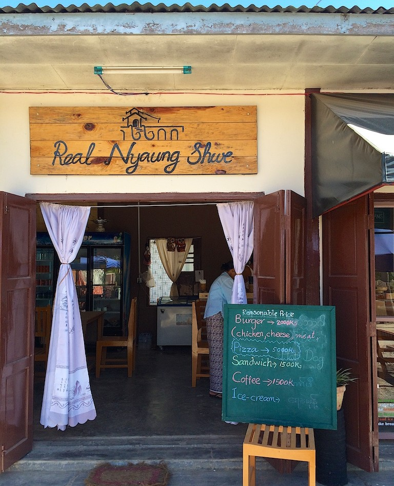 Real Nyaung Shwe Restaurant