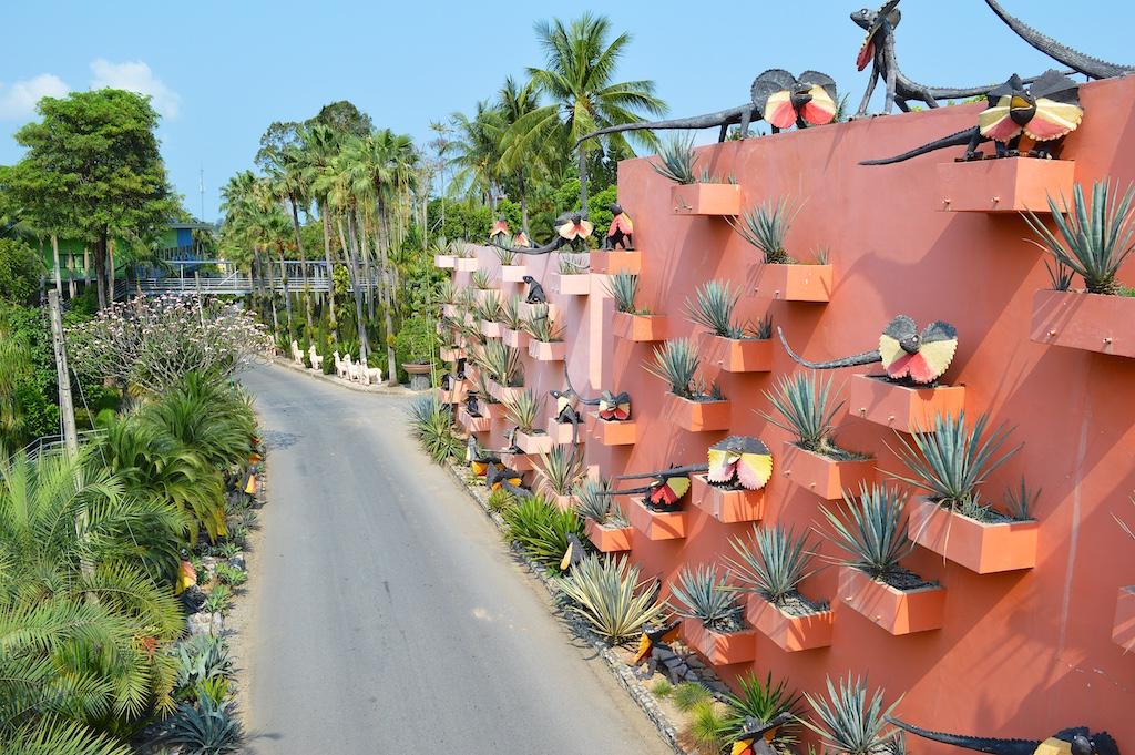 Nong Nooch Tropical Botanical Garden Agaves