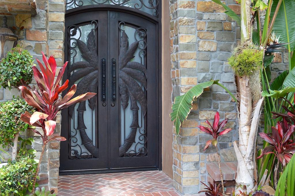 Nesheiwat Garden Front Door