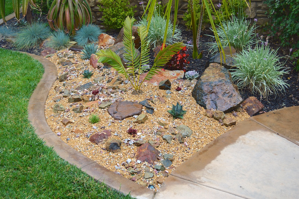 My weekend project A new rock garden – Plants for a Rock Garden