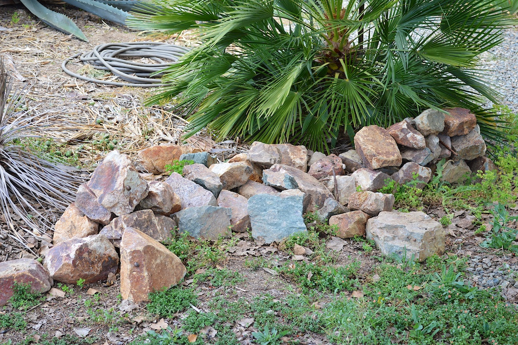 Weekend Project - Gathering Free Rock