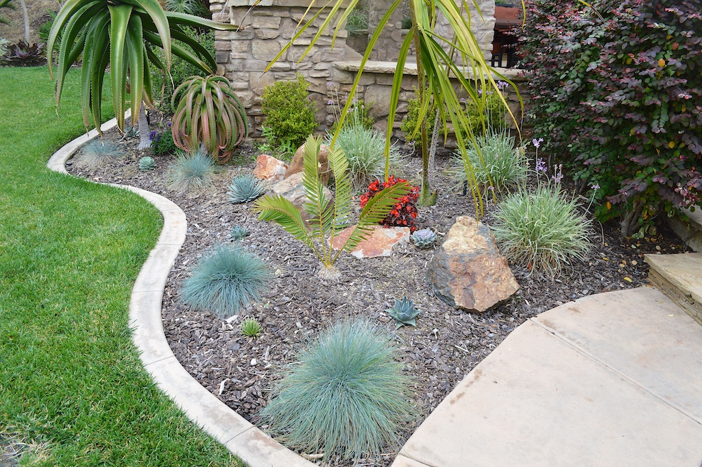 Rock Garden Weekend Project