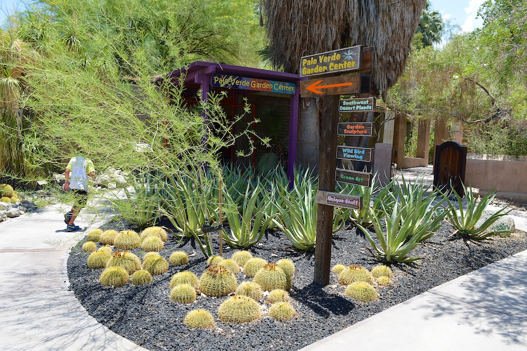 Living Desert Palo Verde Garden Center