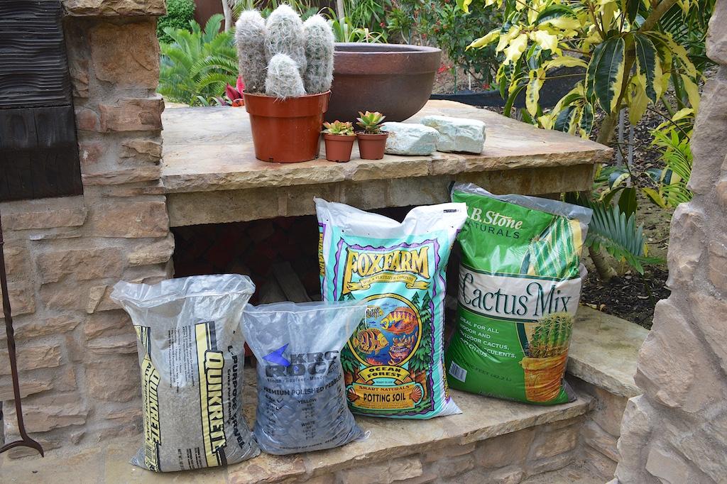 Succulent Pot Creation Items