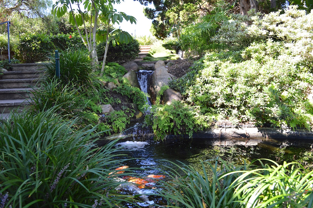 Self Realization Fellowship Meditation Gardens