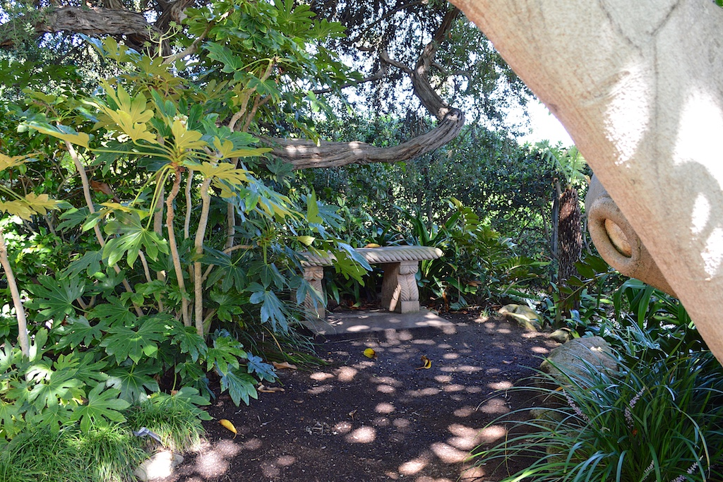 Self Realization Fellowship Meditation Spot