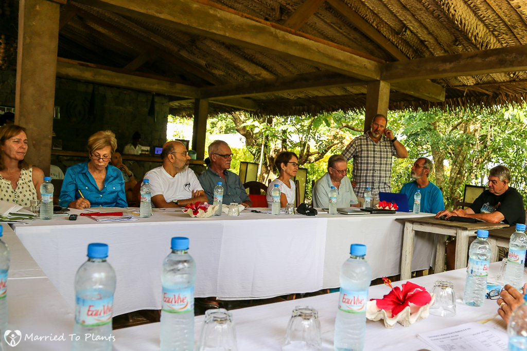 IPS Board Meeting on Sainte Marie Island