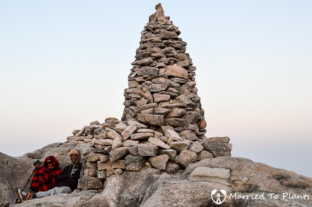 Peak Boby Cairn