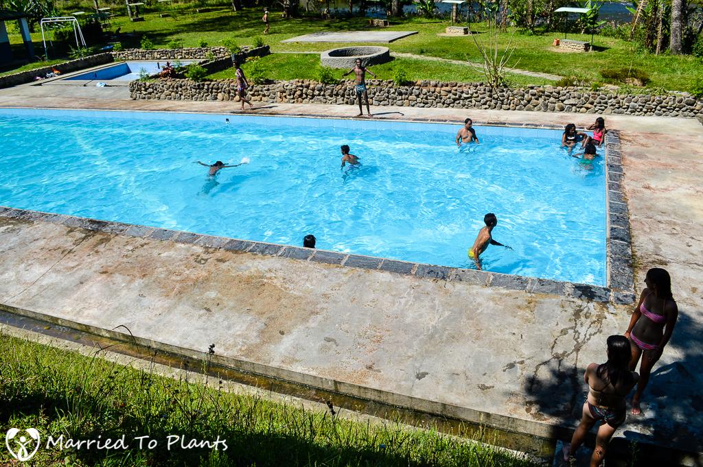 Thermal Springs at Ranomafana