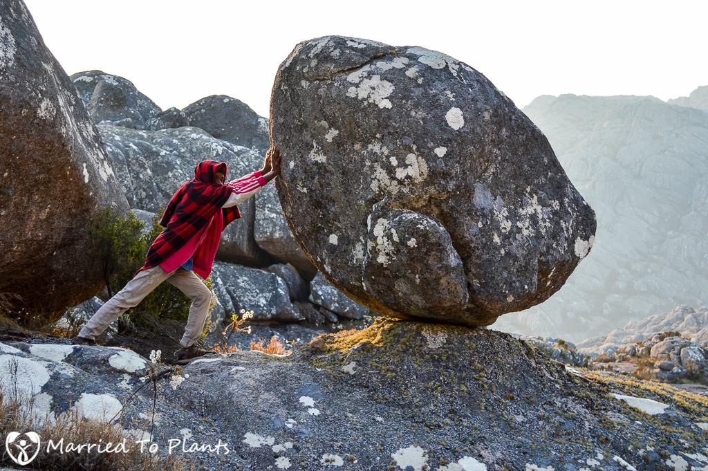 Peak Bioby Balancing Rock