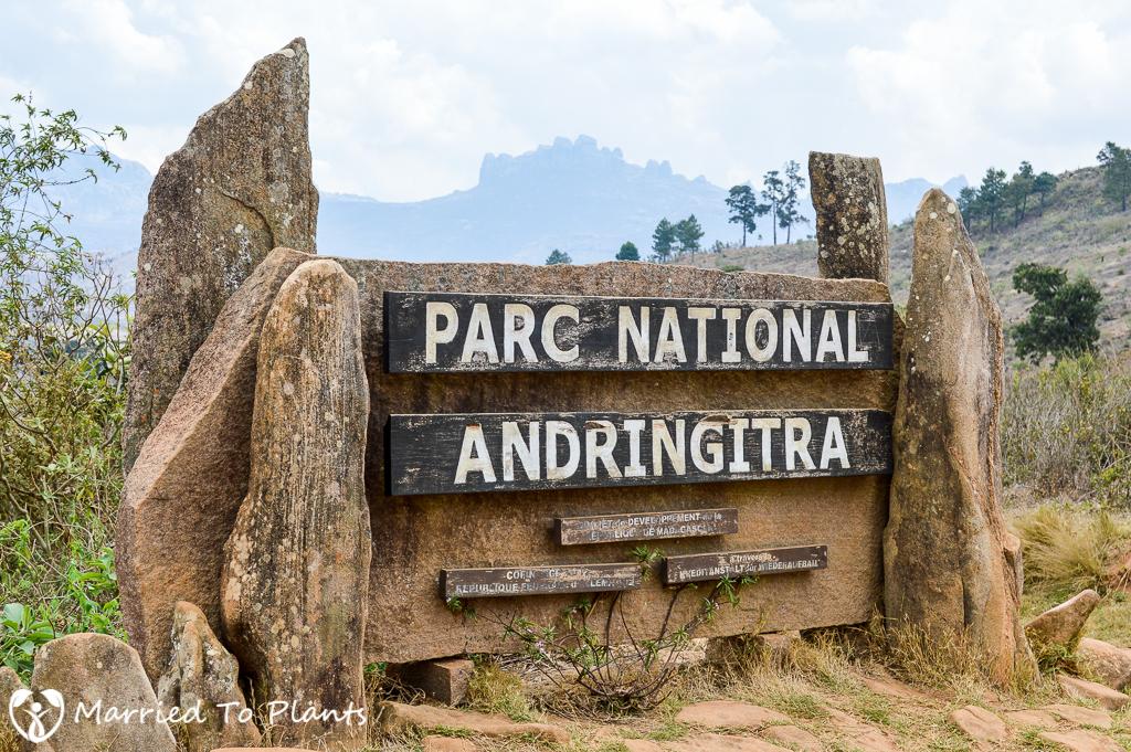 Andringitra National Park Entrance