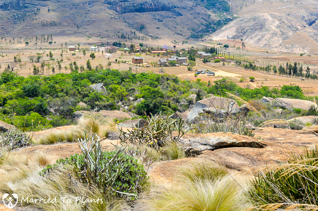 Anja Reserve Landscape