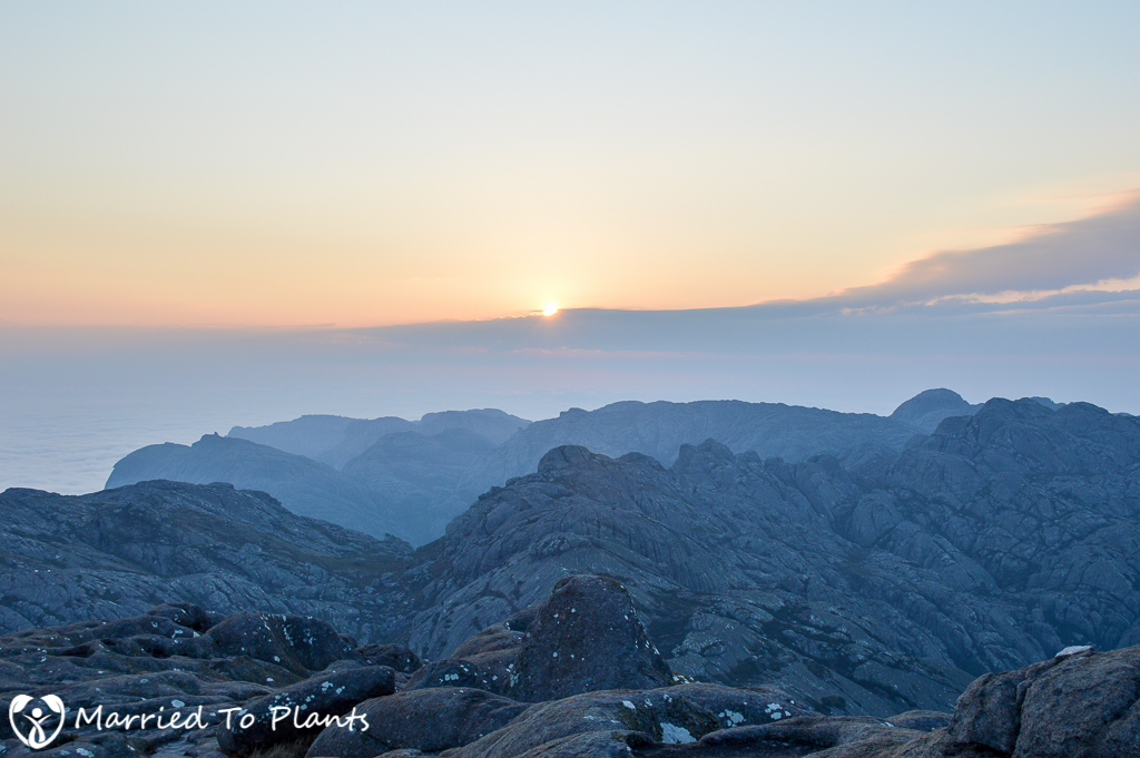 Sunrise at Peak Boby
