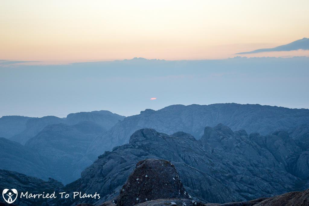 Sunrise at Peak Boby