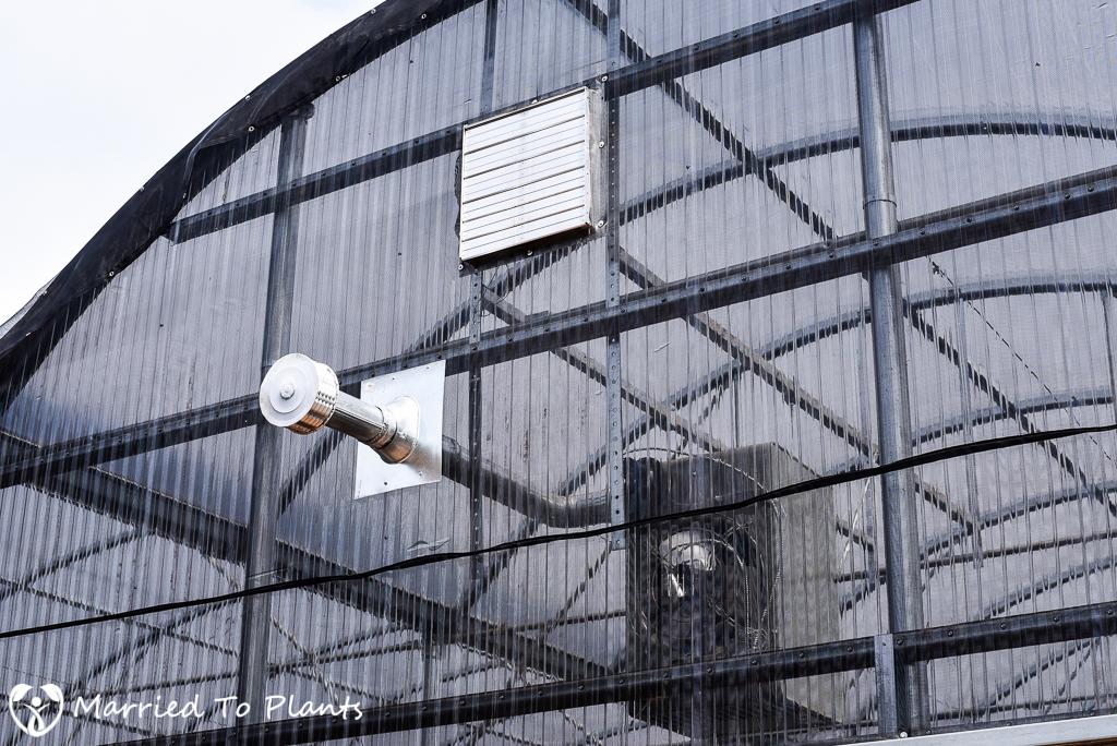Josh Allen Greenhouse Modine Heaters