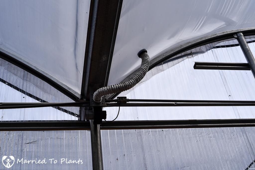 Josh Allen Greenhouse Roof Inflator
