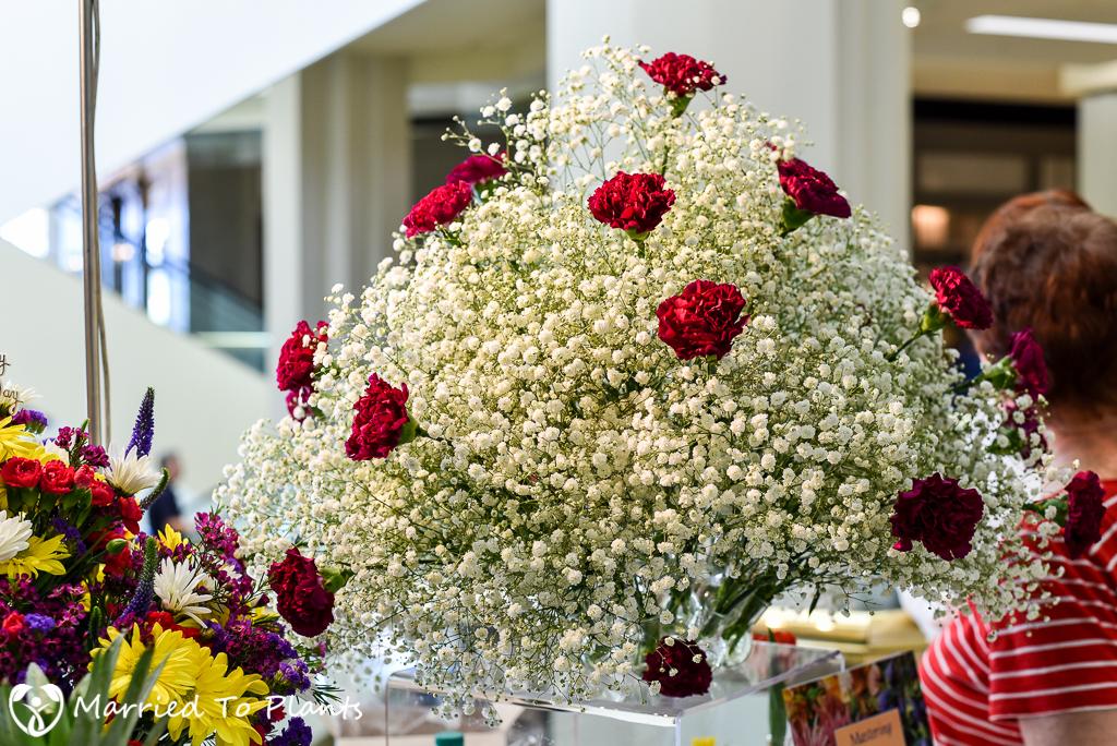 SC Spring Garden Show Bouquet