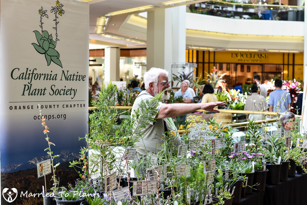 SC Spring Garden Show California Native Plant Society