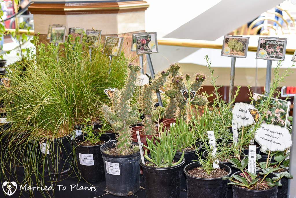 SC Spring Garden Show Back to Natives Restoration Plants