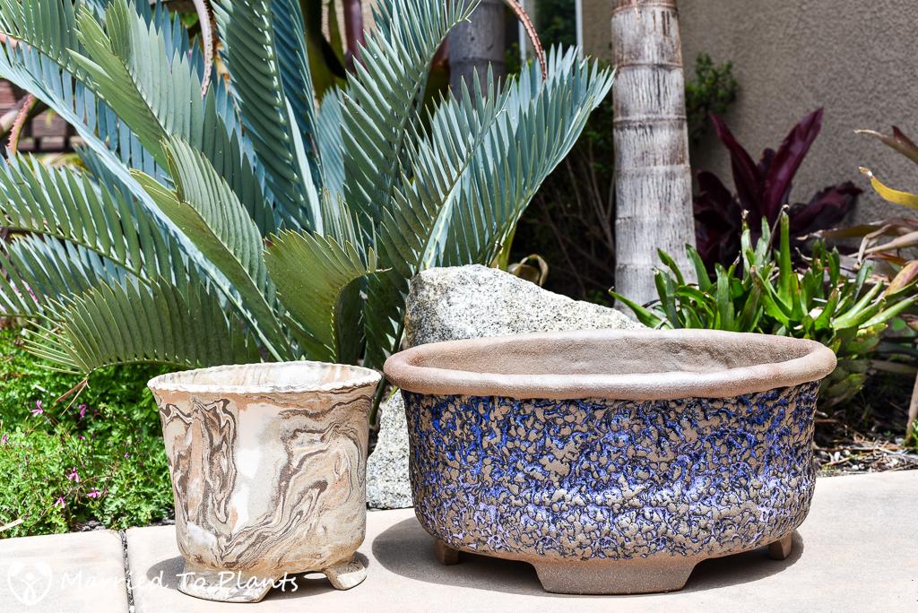 SC Spring Garden Show Purchase - Muradian Pots