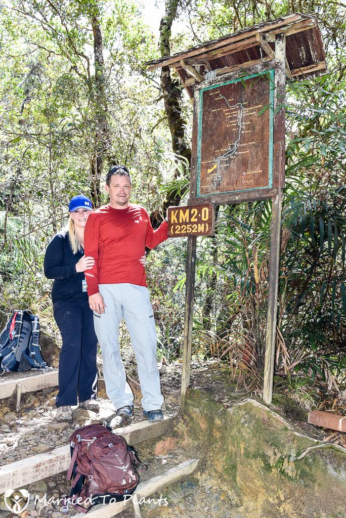 Mount Kinabalu 2 KM