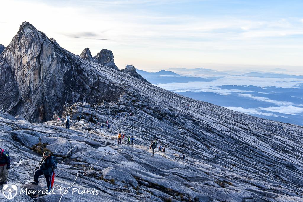 Mount Kinabalu Granite Decent