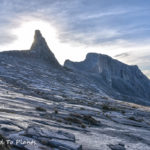 Summiting Mount Kinabalu on the island of Borneo