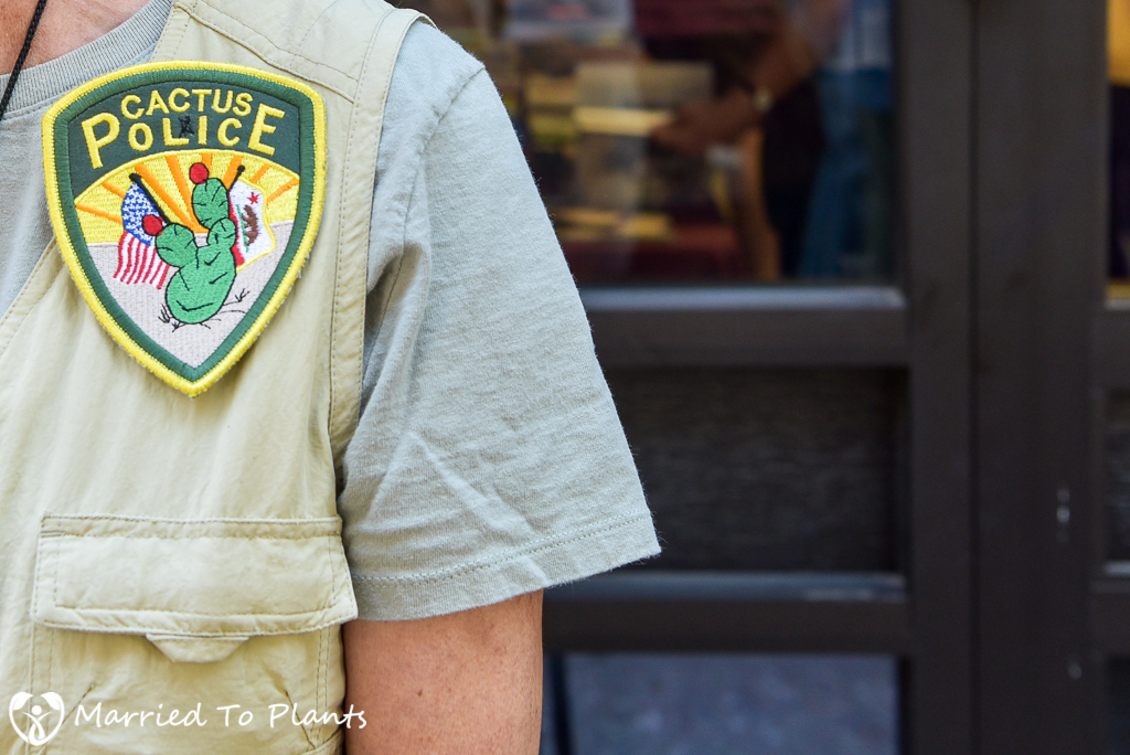 Intercity Show 2016 Cactus Police