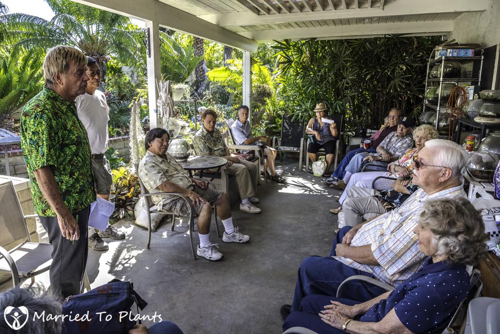 Ti Society Meeting
