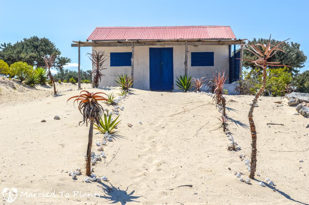 Anakao Beach House with Aloes