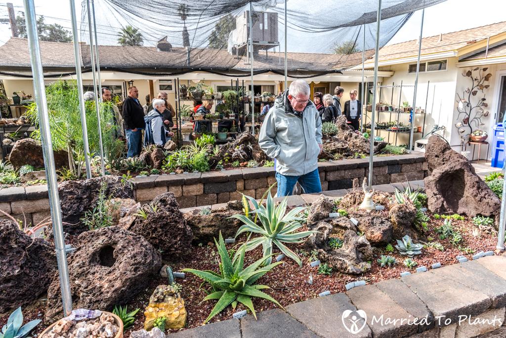 Bjorklund Garden Backyard Plant Displays