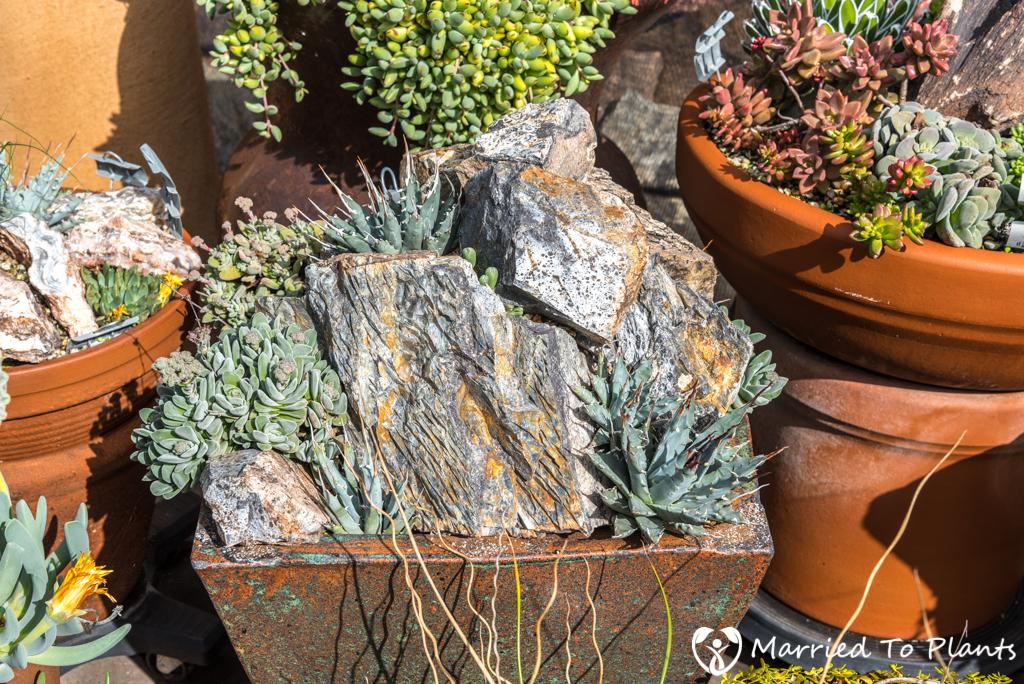 Bjorklund Garden Rock