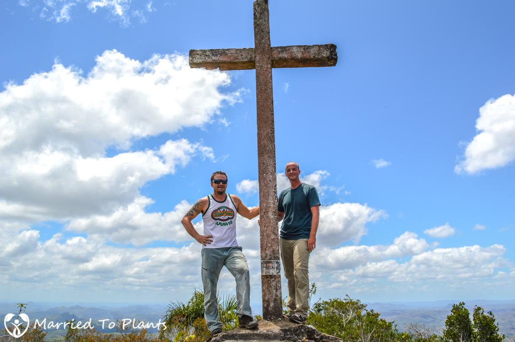 Mount Vatovavy Cross