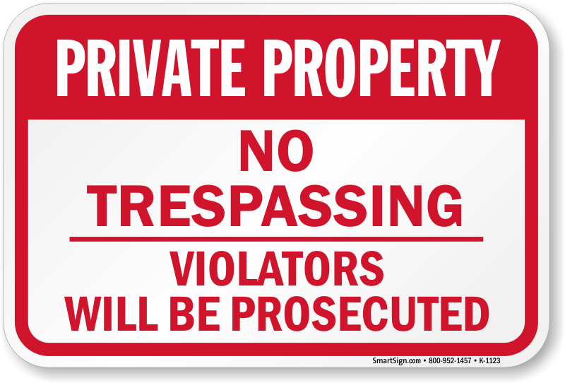 private-property-no-trespass-sign-k-1123
