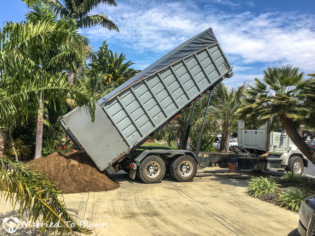 Dry Creek Bed - Dirt Delivery
